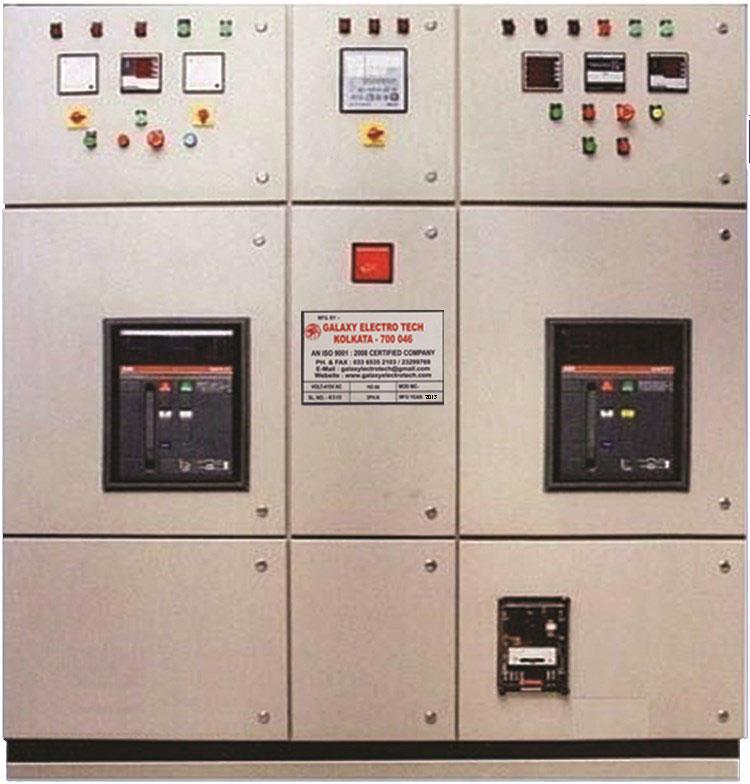 Galaxy Electro Tech - Electric Panel Boards, MCC panel, PCC Panel ...